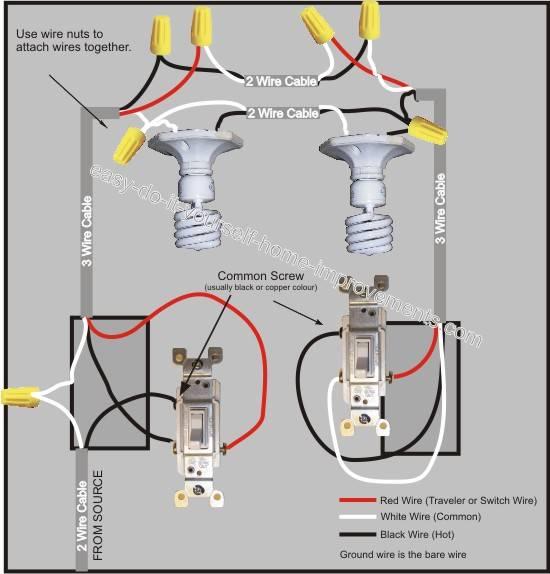 Magnificent 3 Way Lighting Wiring Diagram Wiring Diagram Data Wiring Cloud Ittabisraaidewilluminateatxorg