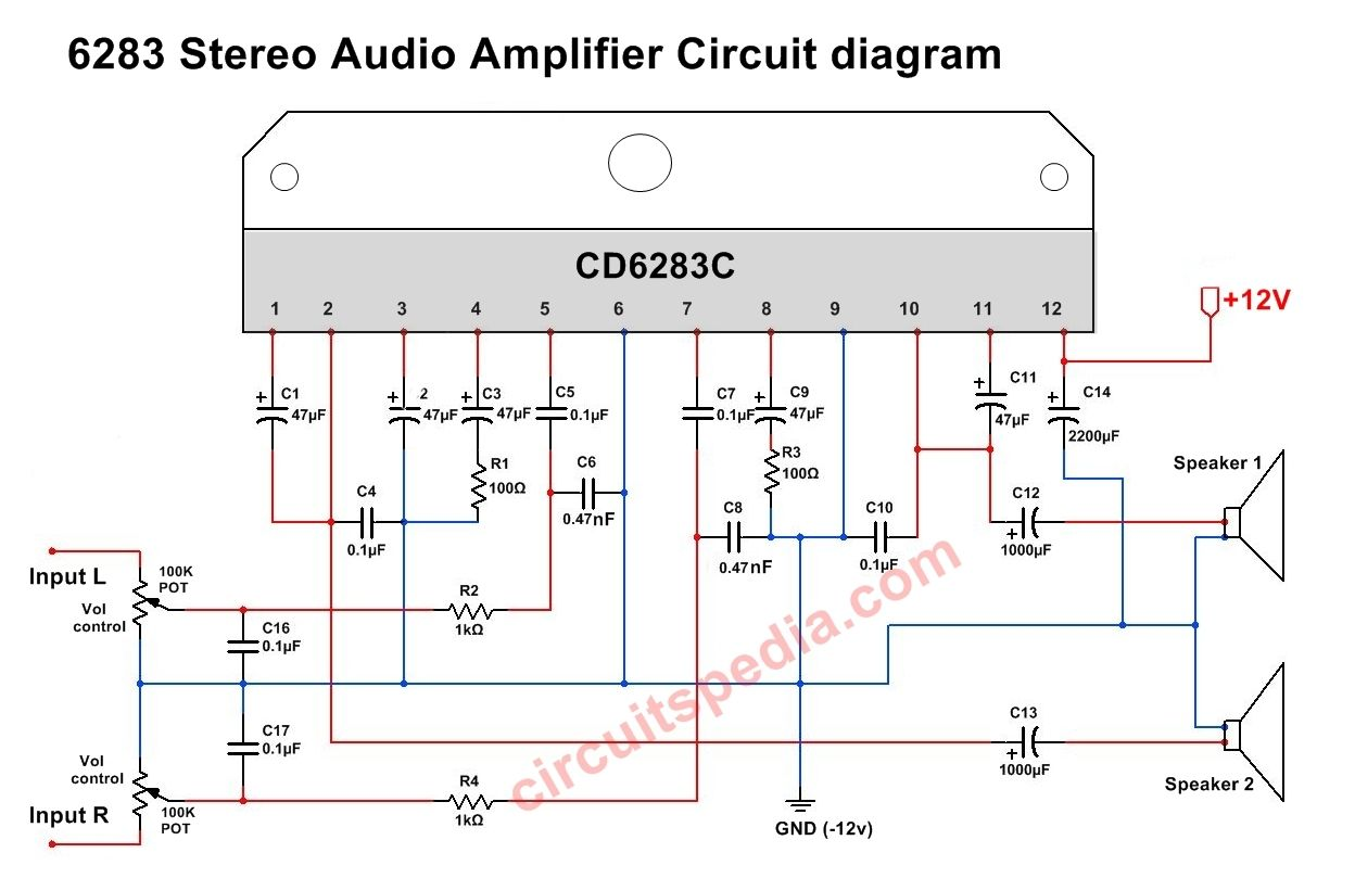 Bv 4610 6283 Ic Simple Circuit Digram Electronic Components Schematic Wiring