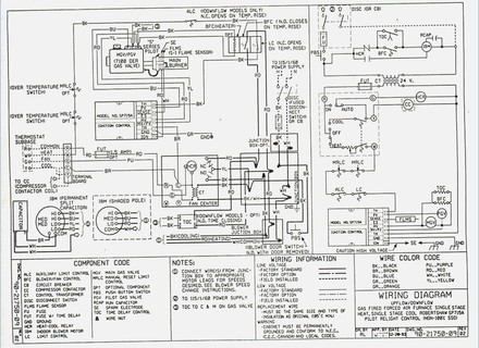 RUUD FURNACE CONTROL BOARD WIRING DIAGRAM -Home (current)