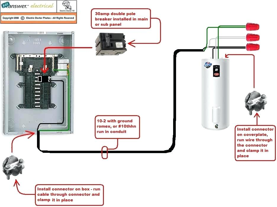 Tk 9979 Water Heater Wiring Diagram On For