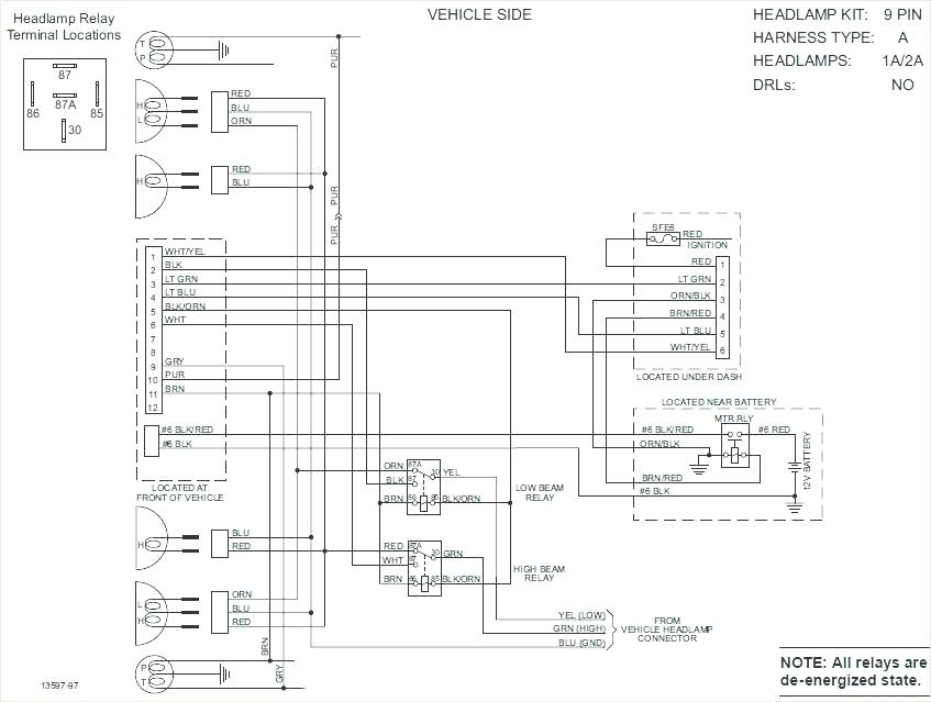 Blizzard Snow Plow Wiring Harness Diagram - 2007 Yamaha V Star 650 Fuse Box  - schematics-source.tukune.jeanjaures37.frWiring Diagram Resource