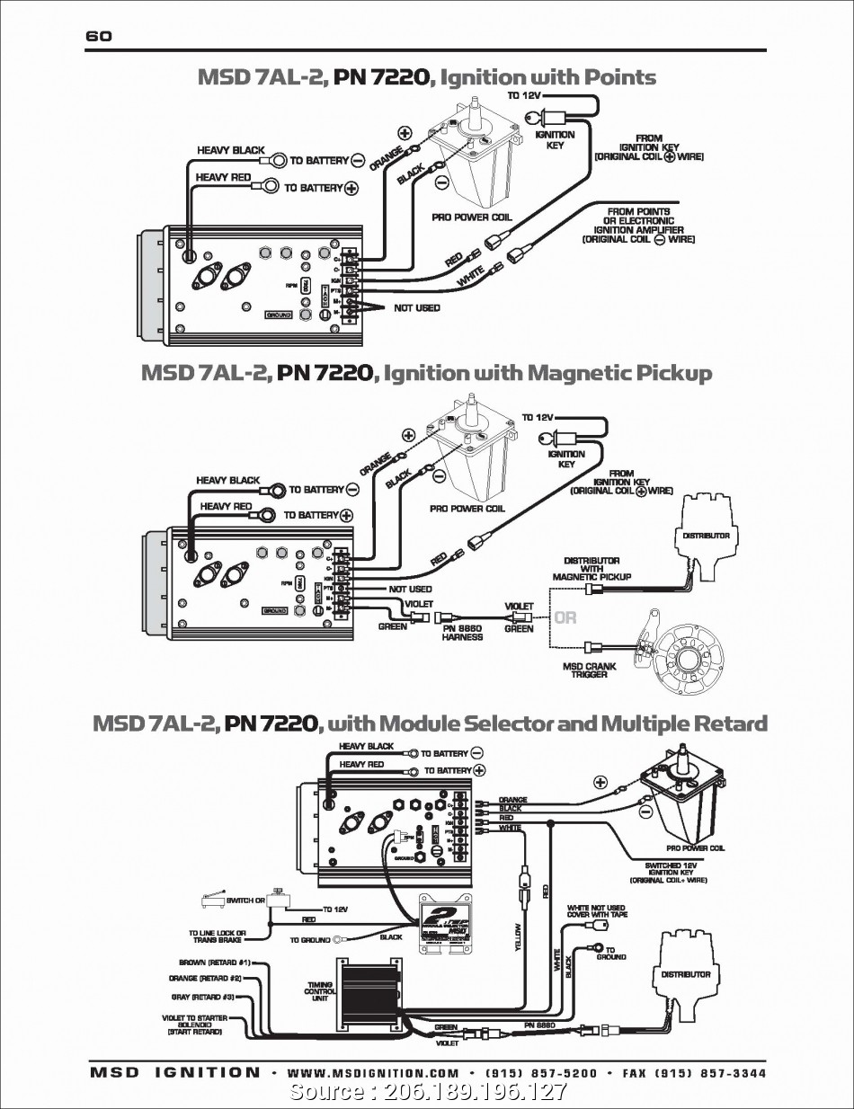 Msd Ignition 6a 6200 Wiring Diagram