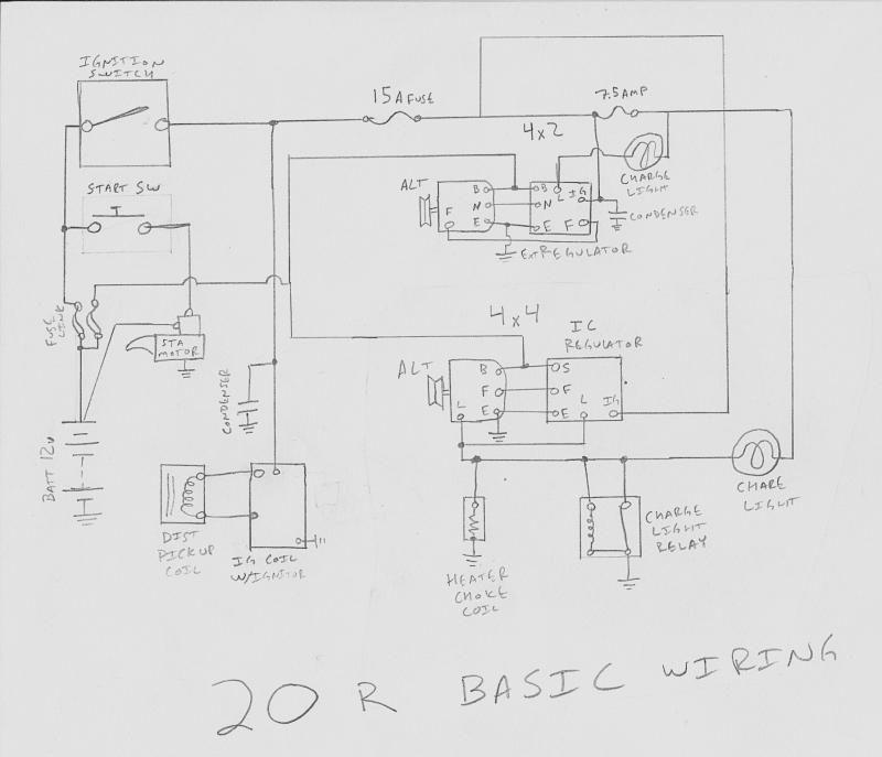 toyota alternator wiring diagram ko 2429  22re wiring diagram toyota 22re wiring diagram toyota toyota corolla alternator wiring diagram toyota 22re wiring diagram