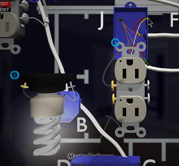 Sensational Residential Wiring Games Basic Electronics Wiring Diagram Wiring Cloud Licukshollocom