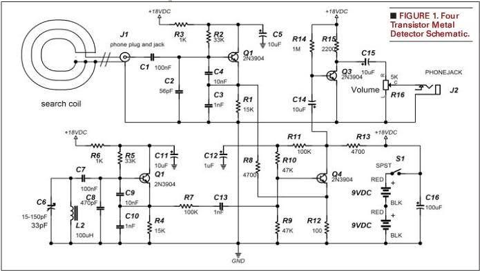 Metal Detector Wiring Diagrams - 2006 Dodge Dakota Wiring Schematic -  dumbleee.lalu.decorresine.itWiring Diagram Resource