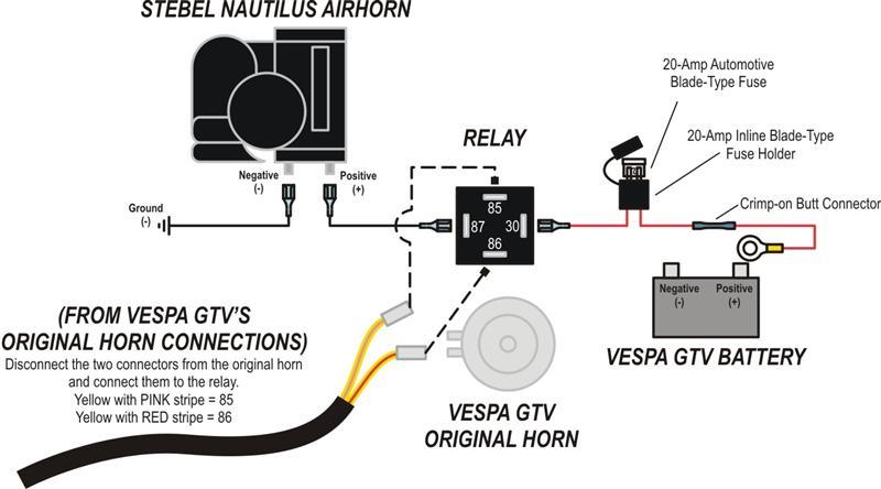 wolo horn wiring diagram lt 1353  stebel horn wiring diagram free diagram  lt 1353  stebel horn wiring diagram