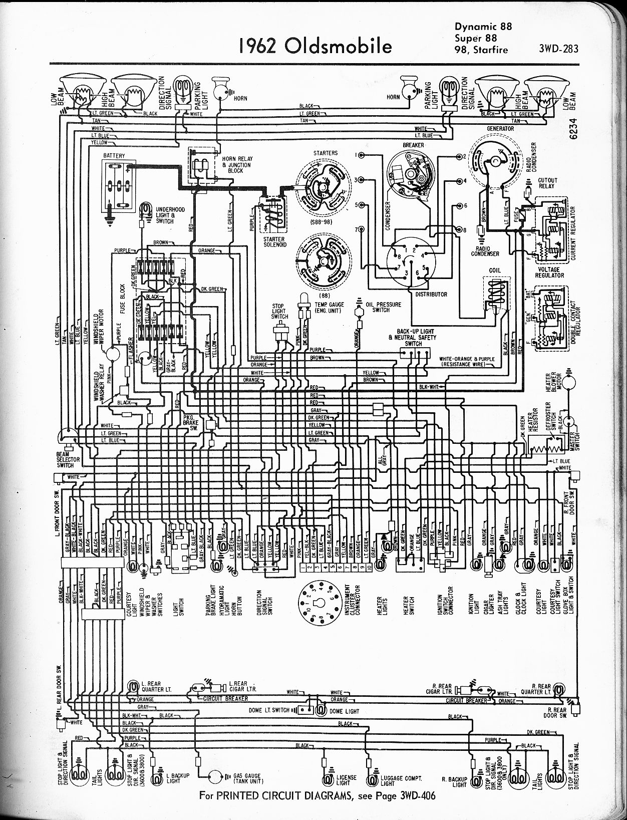 VR_3565] 1969 Olds Wiring Diagram Oldsmobile Wiring Diagrams The Old Car  Download DiagramArivo Wigeg Mohammedshrine Librar Wiring 101