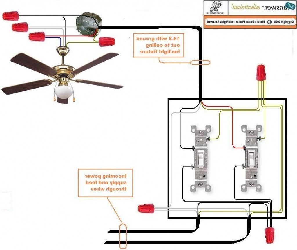 Hunter Ceiling Fan Wiring Harness