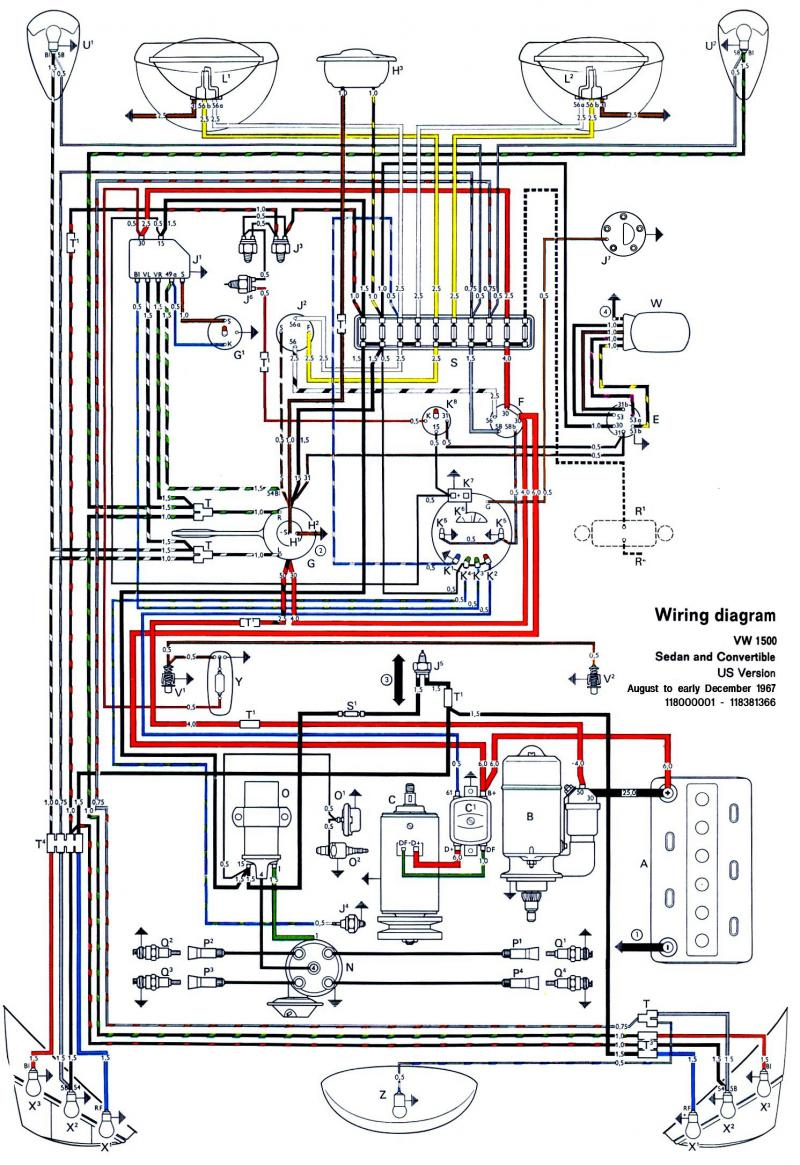 1967 Vw 1500 Wiring Diagram Home Wiring Diagram 240v Begeboy Wiring Diagram Source