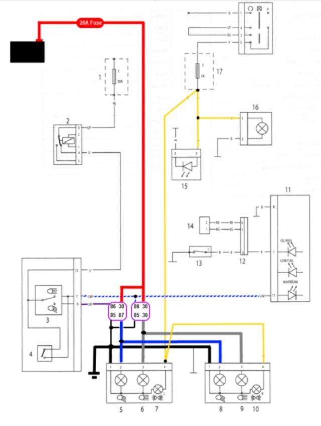 XZ_8469] 07 Daytona 675 Wiring Diagram Free Picture Schematic WiringGarna Tixat Mohammedshrine Librar Wiring 101