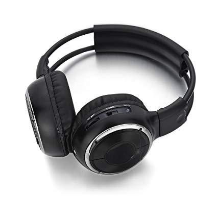 Superb Amazon Com One Wireless 2 Channel Headphone Fold Flat Infrared Rear Wiring Cloud Biosomenaidewilluminateatxorg