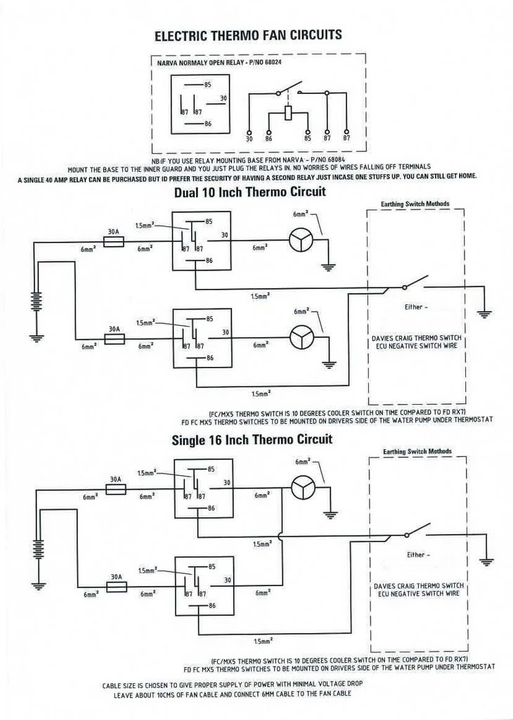 Davies Craig Thermo Switch Wiring Diagram