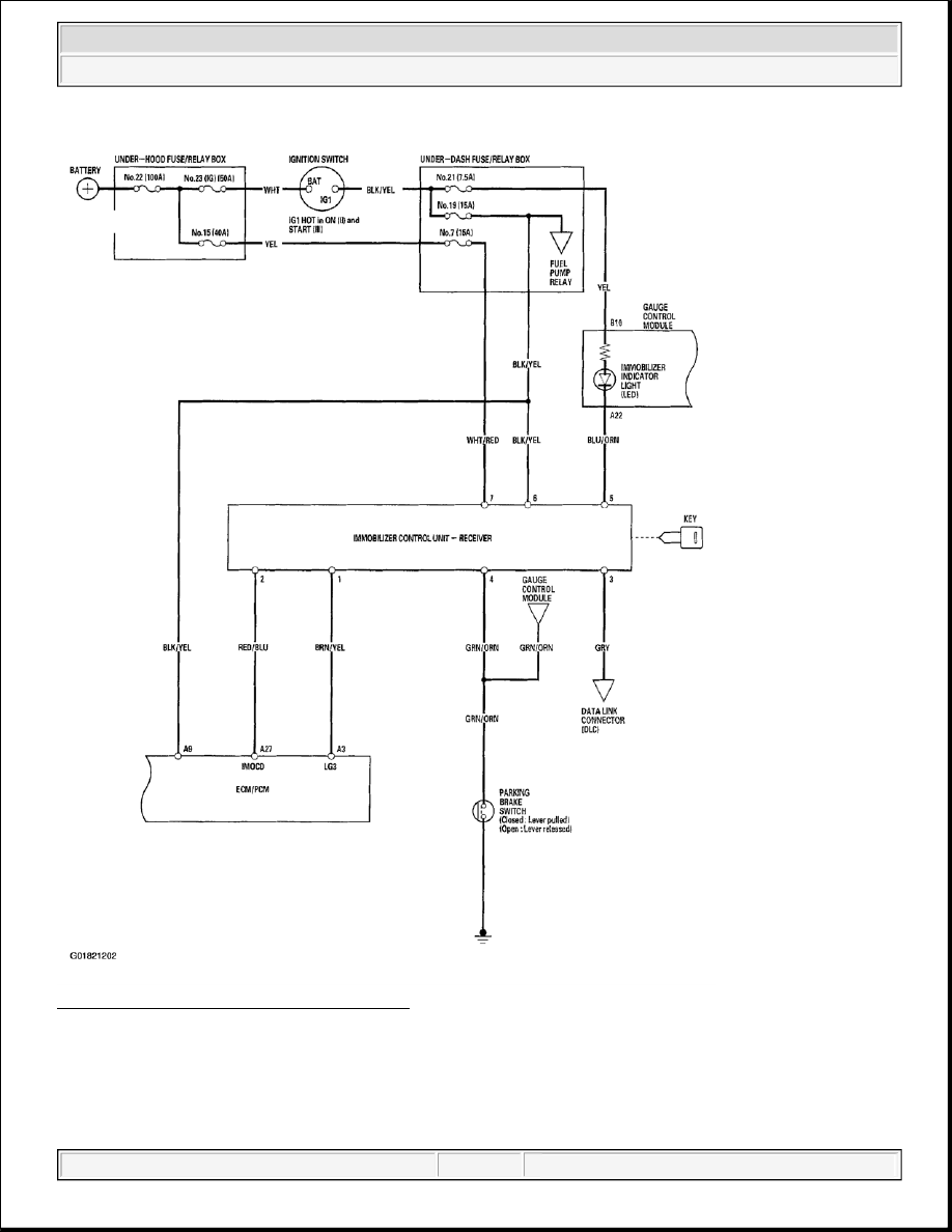 Wrx Wiring Diagram Immobiliser Byp