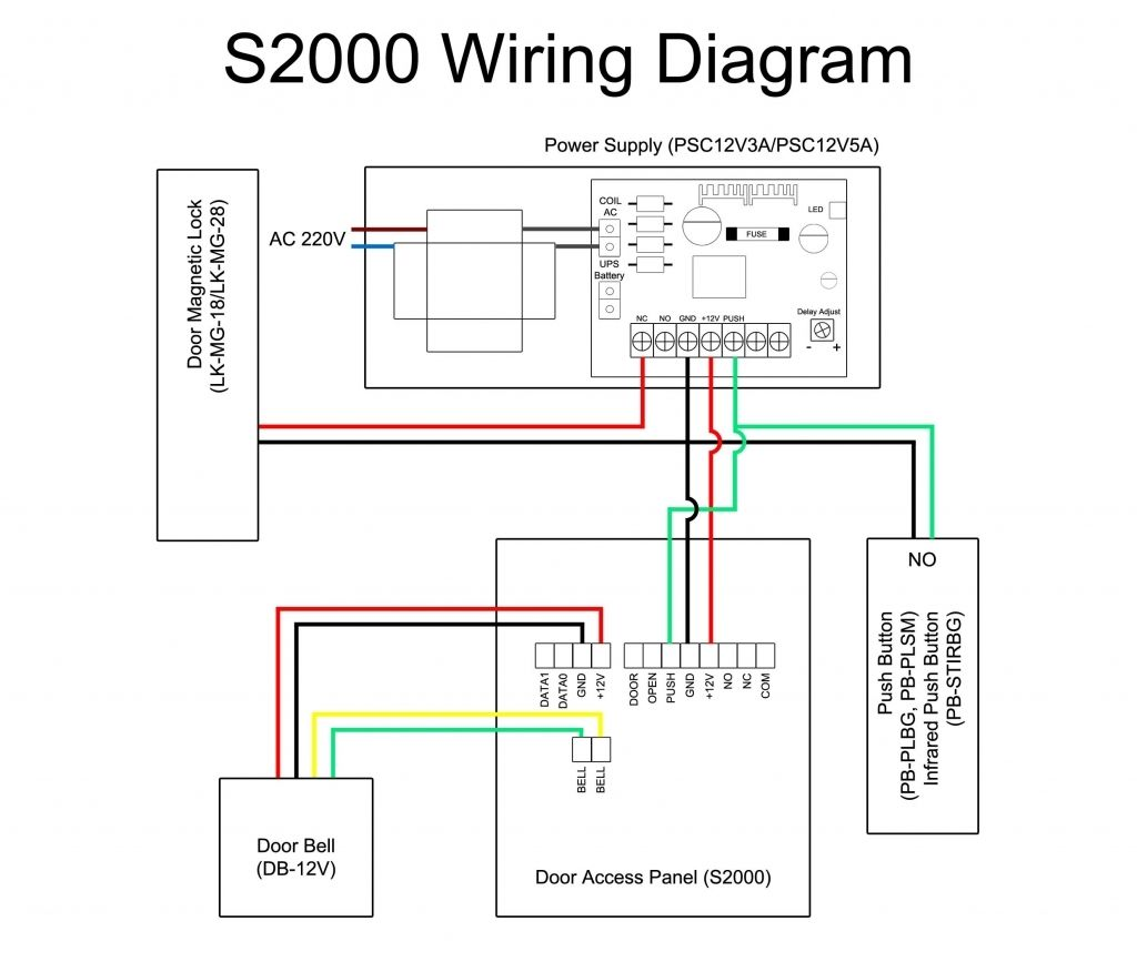 electric strike lock wiring diagram free picture xh 2377  door entry system wiring diagrams on electric door strike  door entry system wiring diagrams on