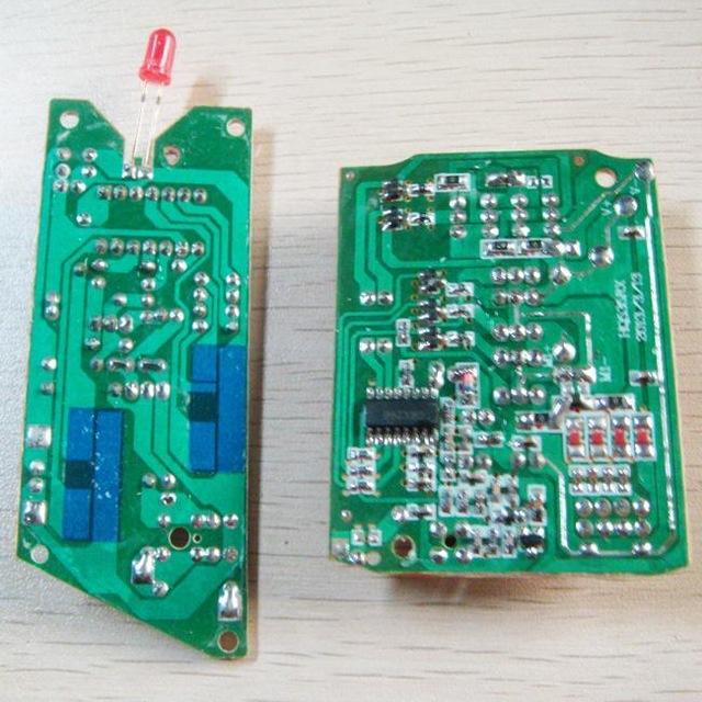 Tremendous 2Pcs Hq 535 Rc Car 27Mhz 40Mhz Receiver Board Or Emission Circuit Wiring Cloud Waroletkolfr09Org