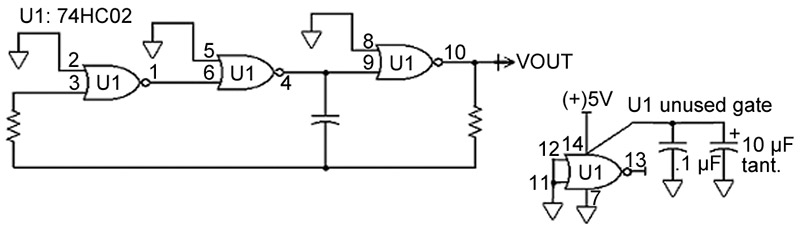 Peachy Nuts Volts Designers Guide To Reliable Oscillators And Timers Wiring Cloud Histehirlexornumapkesianilluminateatxorg