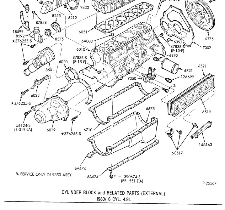 [ZHKZ_3066]  FL_2169] Ford 300 Inline 6 Engine Diagram Wiring Diagram | Ford Truck Engine Diagram 6 6 |  | Gresi Momece Mohammedshrine Librar Wiring 101