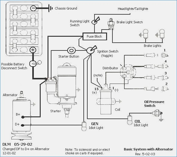 Sand Rail Wiring Diagram