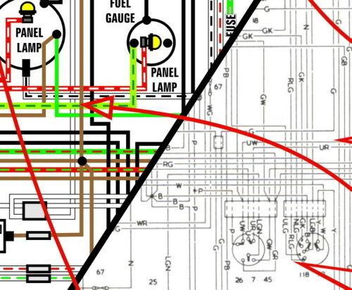 Cm 1940 1969 Mg Midget Wiring Diagram Free Diagram