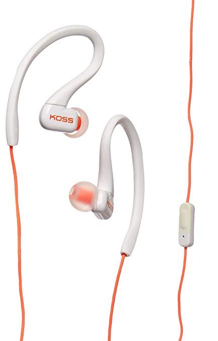 Marvelous Amazon Com Koss Ksc32I C Sport Clip Headphones Coral Home Audio Wiring Cloud Loplapiotaidewilluminateatxorg