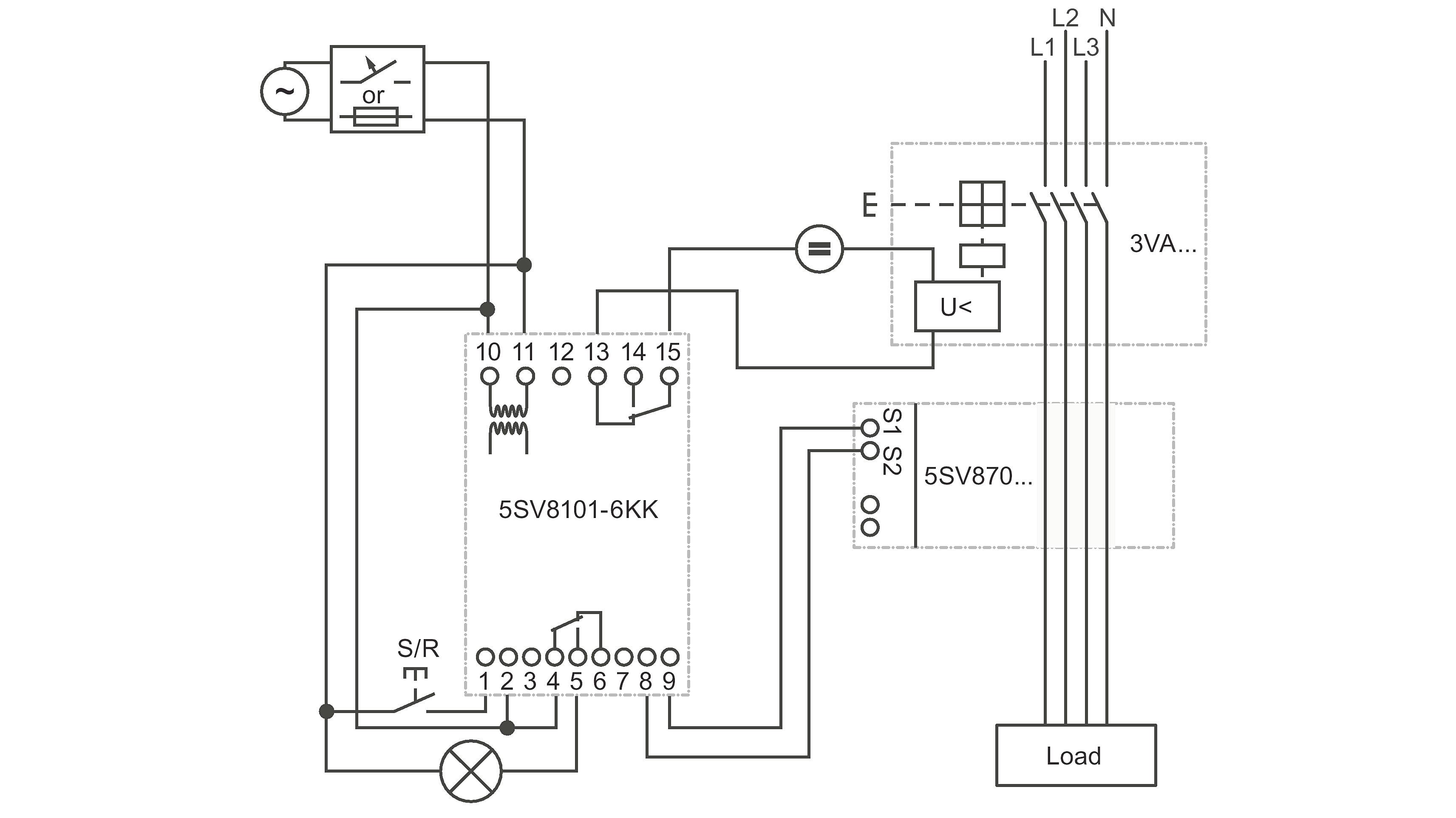 HR_7110] Eaton Shunt Trip Breaker Wiring Diagram With Push On