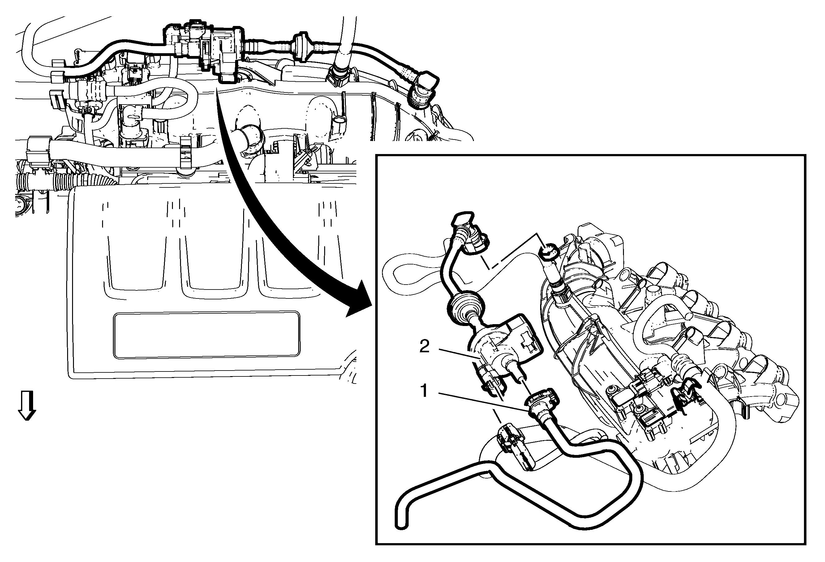 Rh 0832  2016 Chevrolet Cruze Engine Diagram Free Diagram
