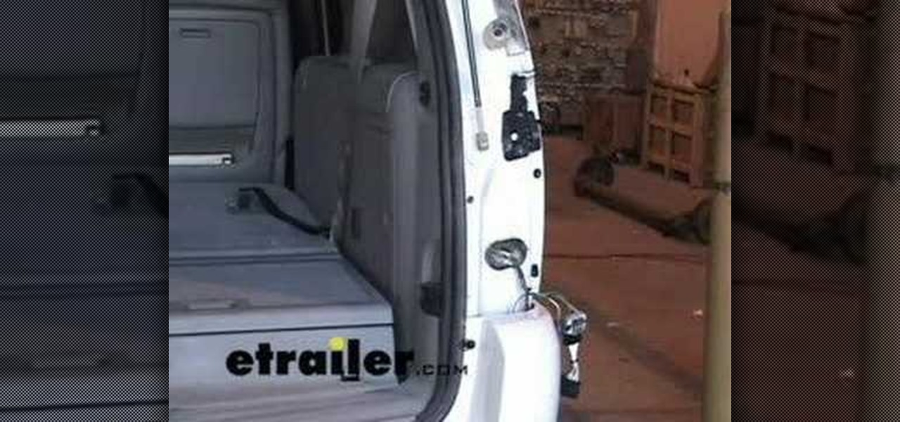 Fine How To Install Trailer Wiring Harness In A Chevy Uplander Car Mods Wiring Cloud Licukaidewilluminateatxorg
