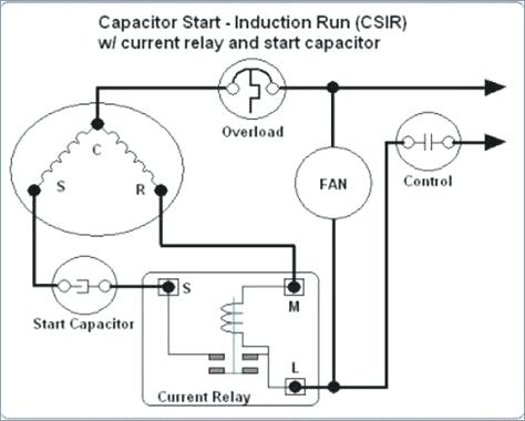 BS_9752] Refrigerator Relay Wiring Diagram Also Copeland Scroll Pressor Wiring  Wiring Diagram