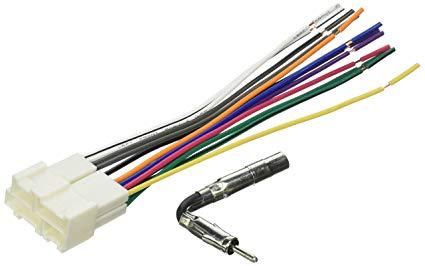 VH_9006] Scosche Wiring Harness 88 General Motors Wiring DiagramErek Para Aspi Kicep Mohammedshrine Librar Wiring 101