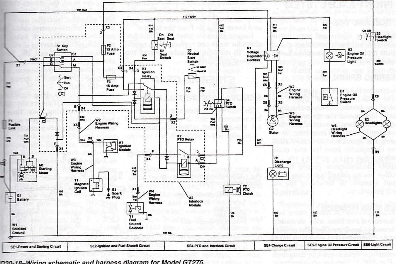AD_0019] John Deere 345 Kawasaki Wiring Diagrams Schematic WiringWww Mohammedshrine Librar Wiring 101