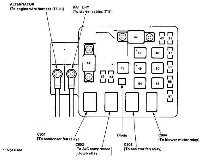 Fabulous 1992 Honda Civic Fuel Injector Diagram Basic Electronics Wiring Wiring Cloud Xortanetembamohammedshrineorg