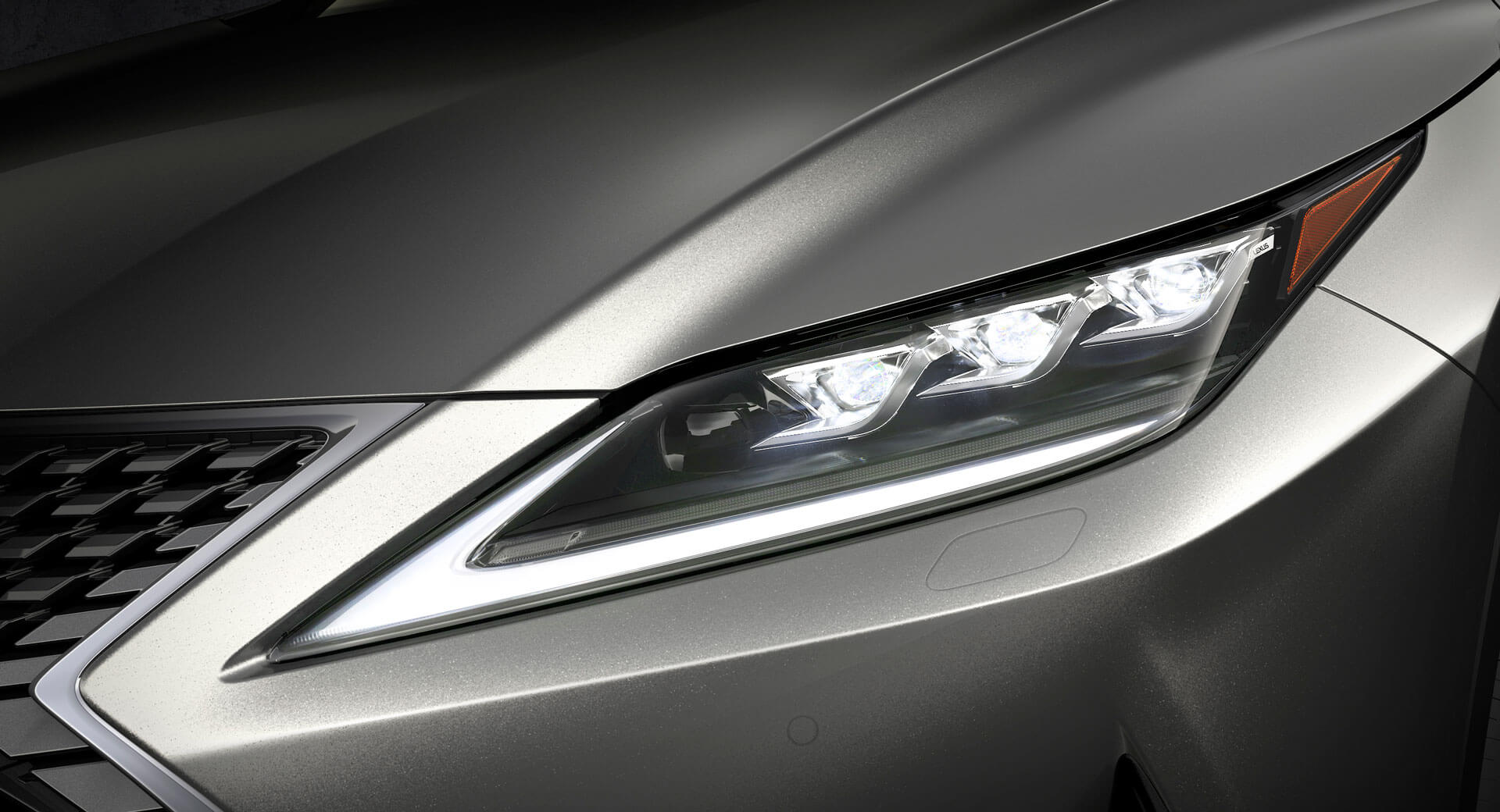 Astounding 2020 Lexus Rx Getting Innovative Led Headlights As A World First Wiring Cloud Apomsimijknierdonabenoleattemohammedshrineorg