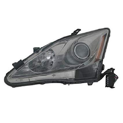 Swell Amazon Com Oe Replacement Lexus Is250 Driver Side Headlight Wiring Cloud Licukosporaidewilluminateatxorg