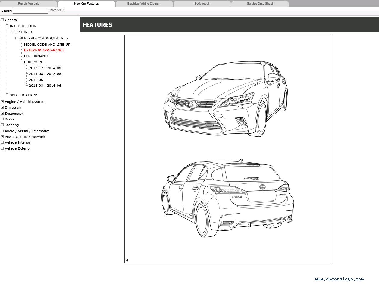 Amazing Wrg 4423 Lexus Ct 200H Wiring Diagram Wiring Cloud Hemtegremohammedshrineorg