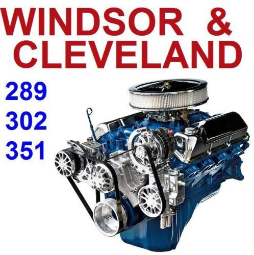 sainchargny.com Auto & Motorrad: Teile Sonstige New Ford Windsor ...