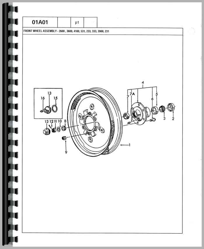 7700 ford tractor wiring harness diagram | save wiring diagrams campaign  wiring diagram library