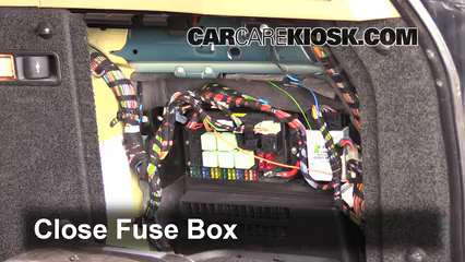 Excellent Interior Fuse Box Location 2003 2012 Land Rover Range Rover 2004 Wiring Cloud Rdonaheevemohammedshrineorg