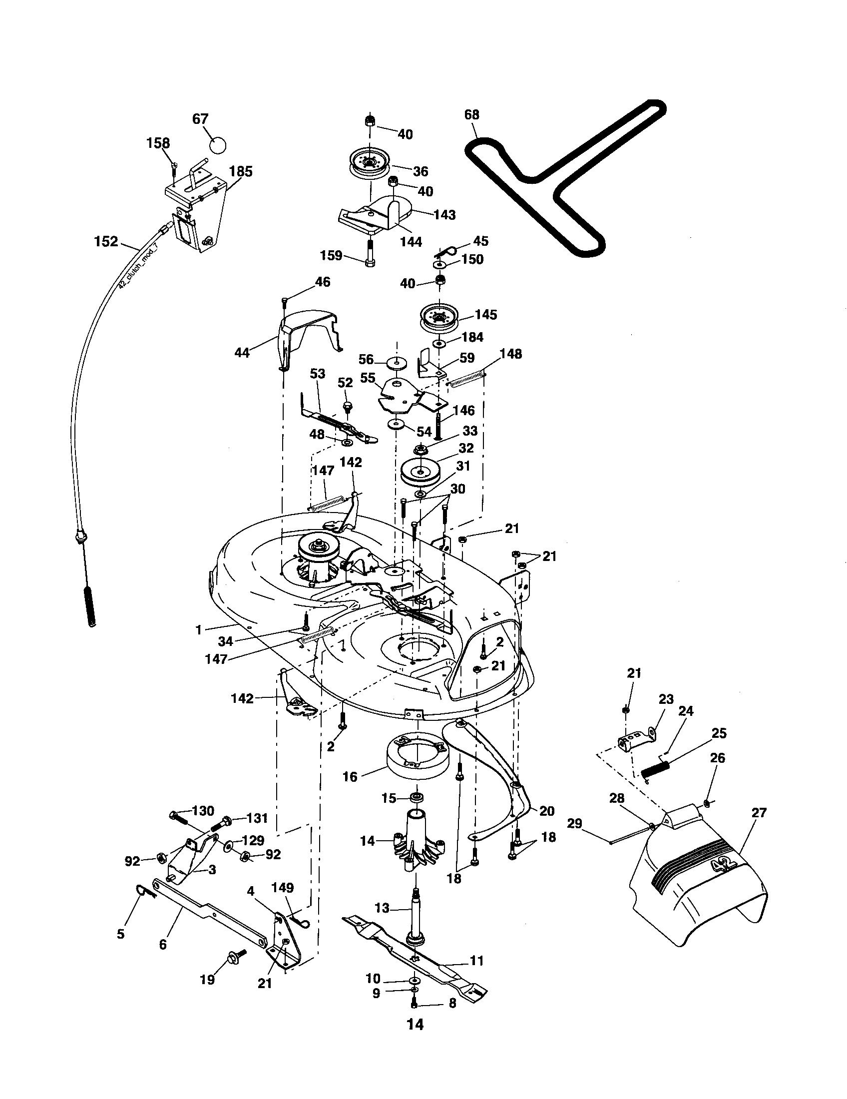 CS_6236] Poulan Lawn Tractor Wiring Diagram Free DiagramExxlu Ivoro Rect Mohammedshrine Librar Wiring 101