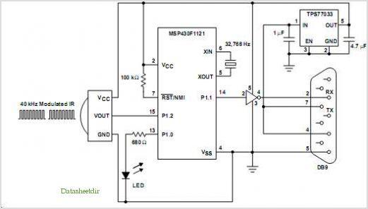 Groovy Application Notes And Circuits For Decode Tv Ir Remote Control Wiring Cloud Histehirlexornumapkesianilluminateatxorg