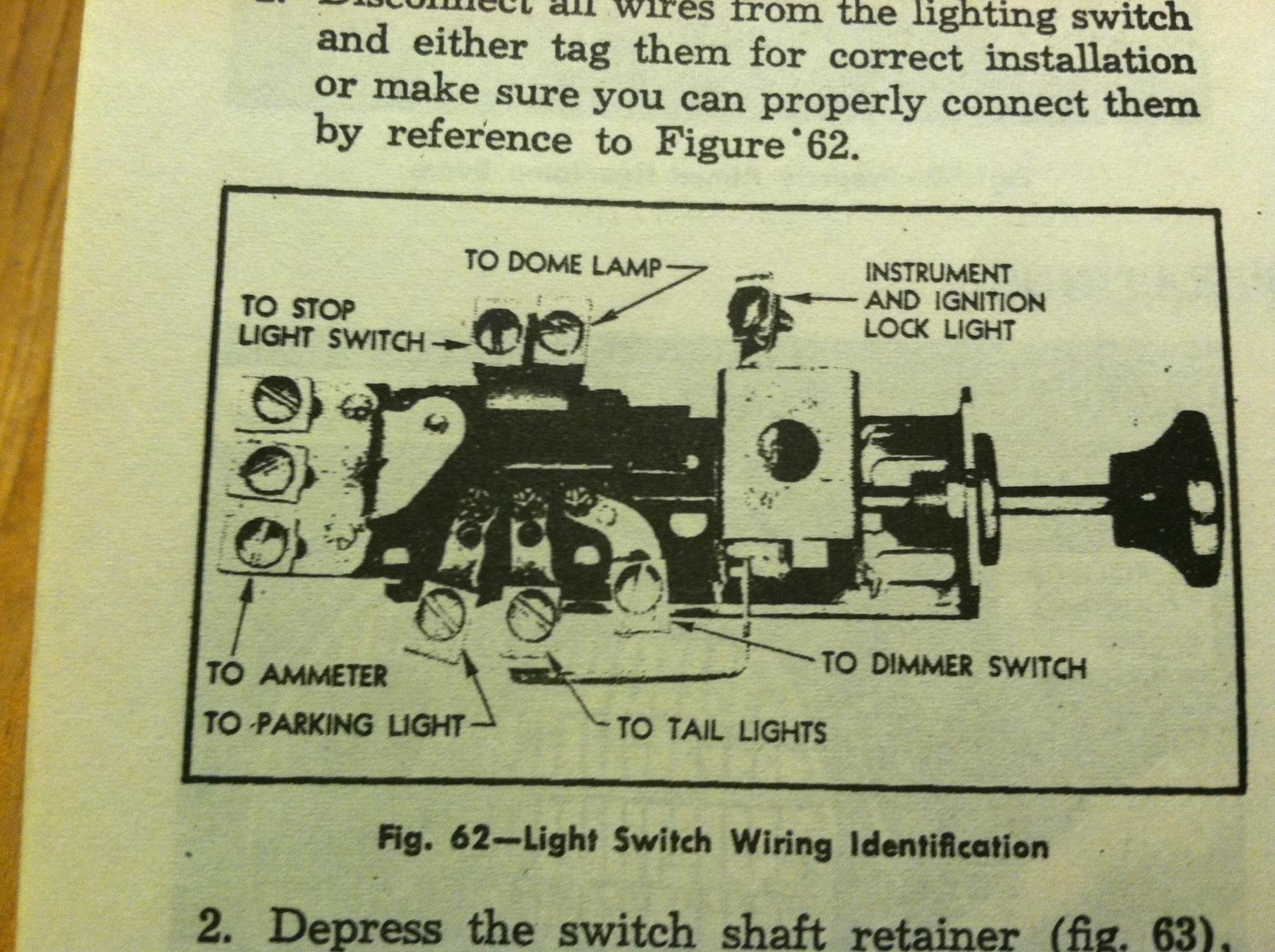1954 Ford Headlight Switch Diagram Wiring Diagram Corsa Corsa Pasticceriagele It