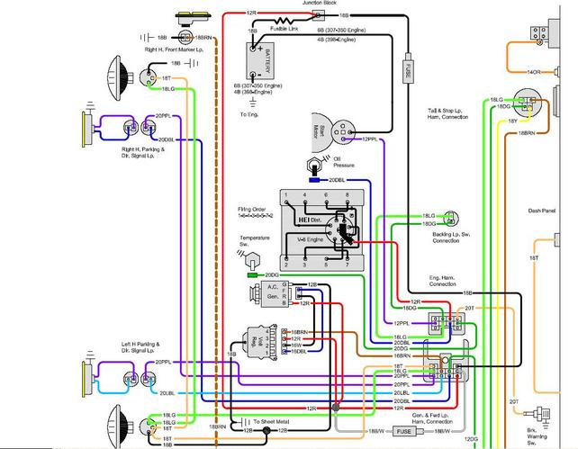 1969 chevelle ignition wire diagram distributor to coil a to in - cat 4e wiring  diagram for wiring diagram schematics  wiring diagram and schematics