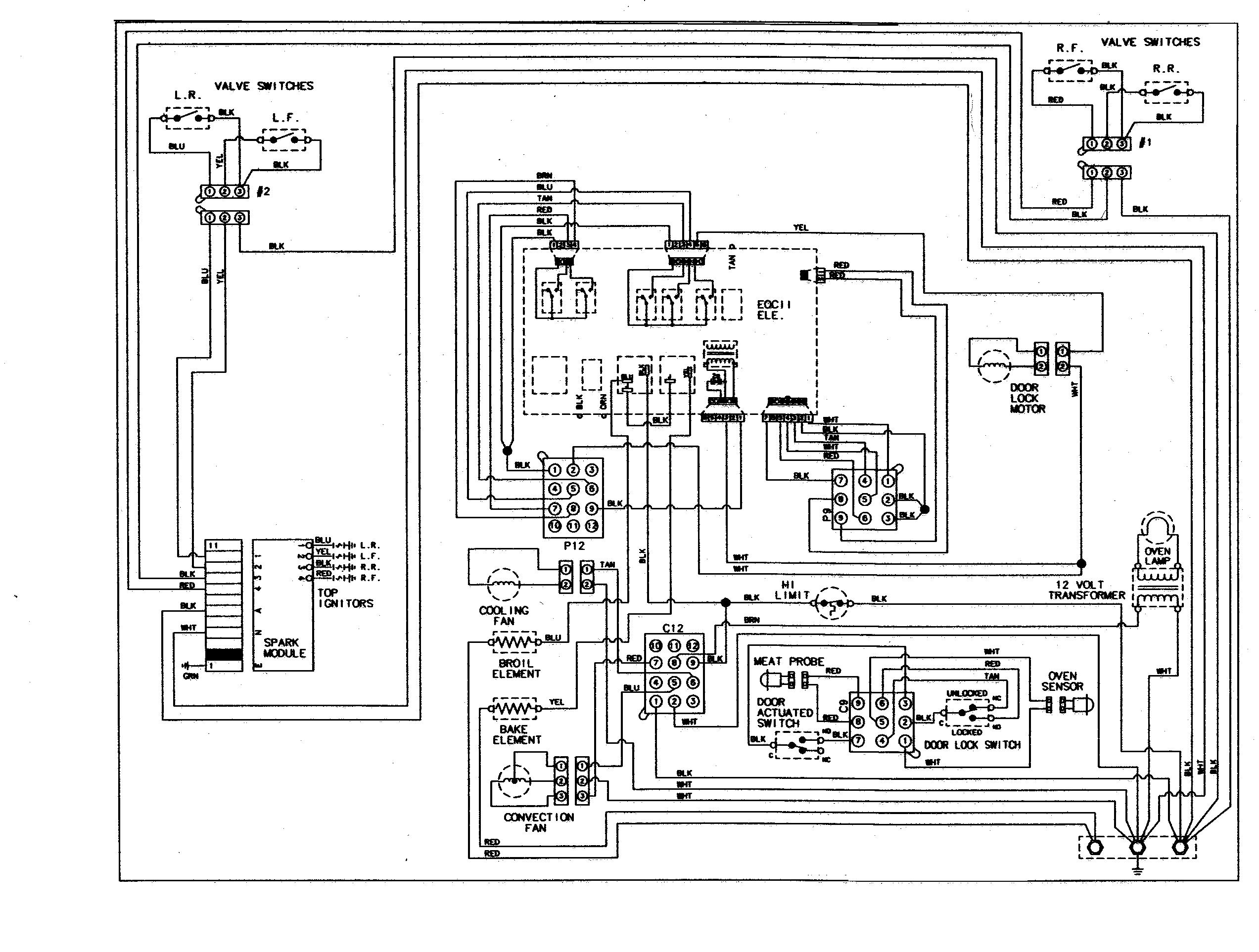 Ge Gas Stove Wiring Schematic - 2007 Gmc C5500 Wiring Diagram for Wiring  Diagram Schematics | Ge Stove Wiring Diagram |  | Wiring Diagram Schematics