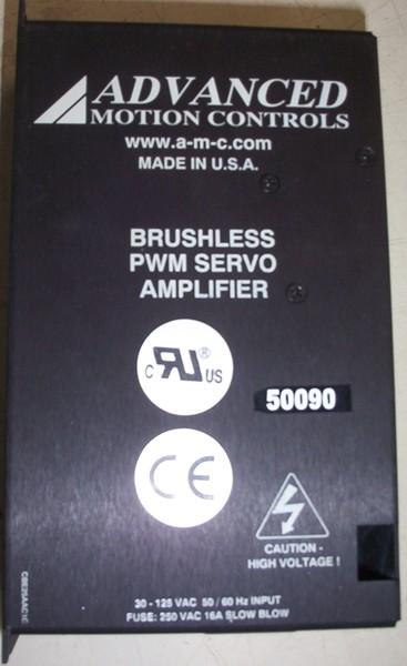Superb Pwm Servo Amplifier By Advanced Motion Controls Repair At Wiring Cloud Inklaidewilluminateatxorg