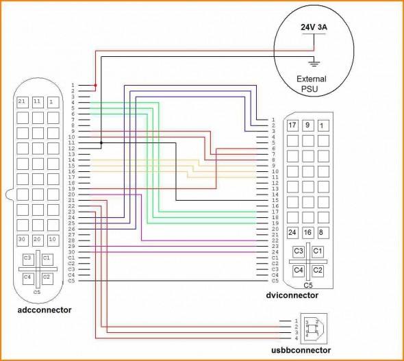 DW_2598] Vga Faceplate Wiring Diagram Schematic WiringNowa Ivoro Nedly Exxlu Icand Garna Phae Mohammedshrine Librar Wiring 101