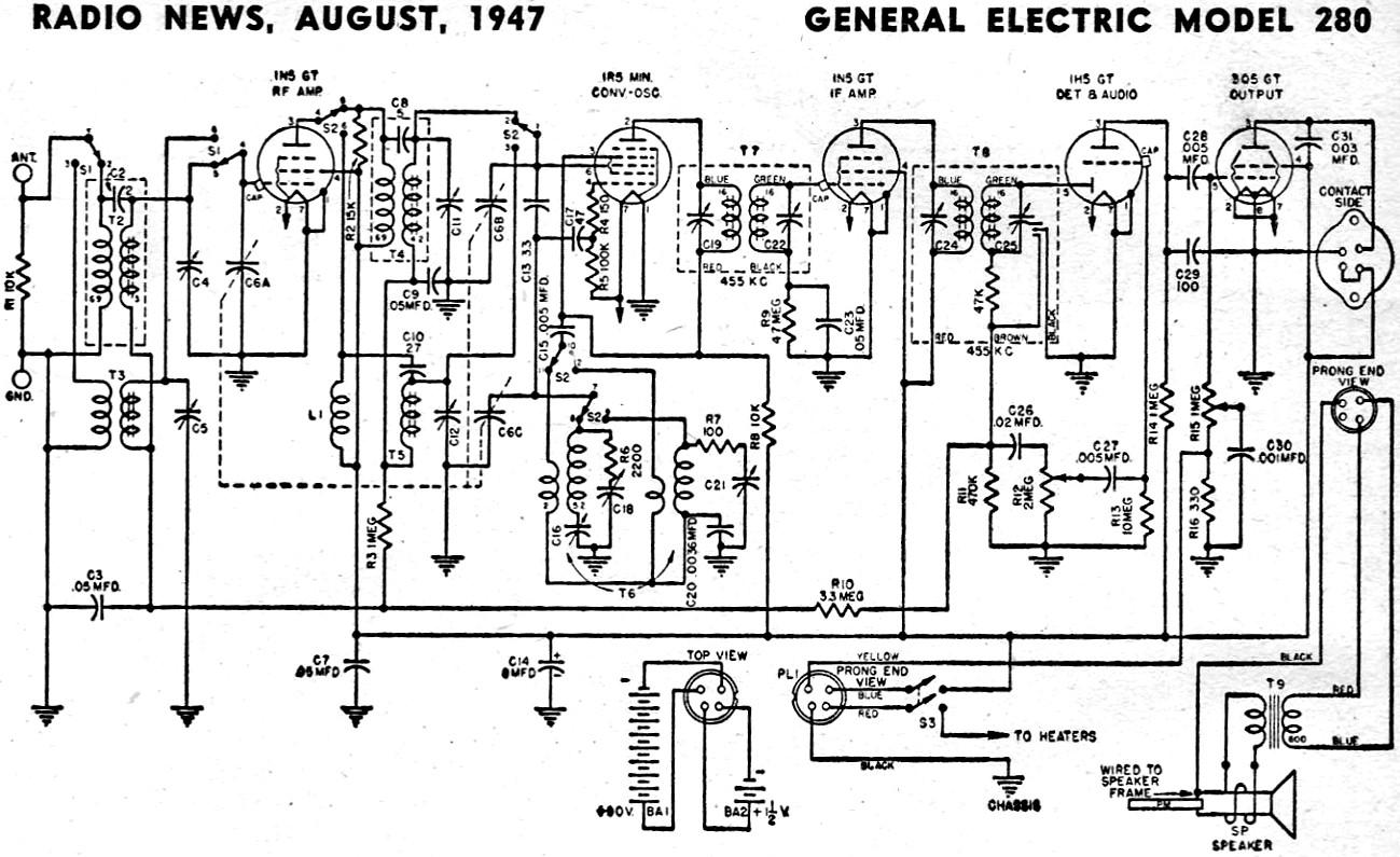 [DIAGRAM_3ER]  EO_8517] Vintage Silvertone Console Wiring Diagram Schematic Wiring | Vintage Silvertone Console Wiring Diagram |  | Aeocy Heli Pelap Elec Mohammedshrine Librar Wiring 101
