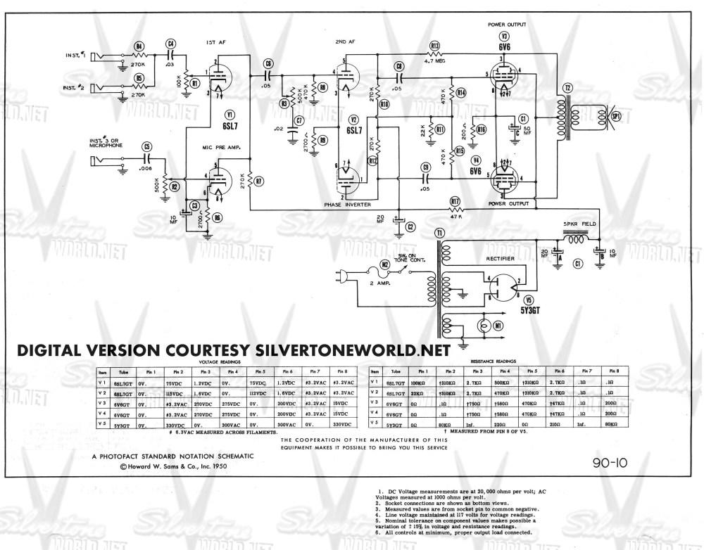 xg_4188] vintage silvertone console wiring diagram wiring diagram  aeocy heli pelap elec mohammedshrine librar wiring 101