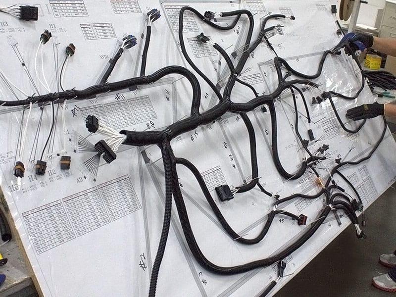 Peachy Wiring Harness Board Wiring Diagram Wiring Cloud Biosomenaidewilluminateatxorg