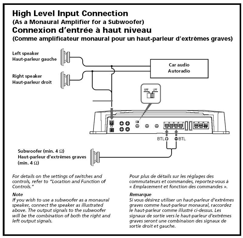 sony xplod 1000w amp wiring diagram  1986 jeep cherokee
