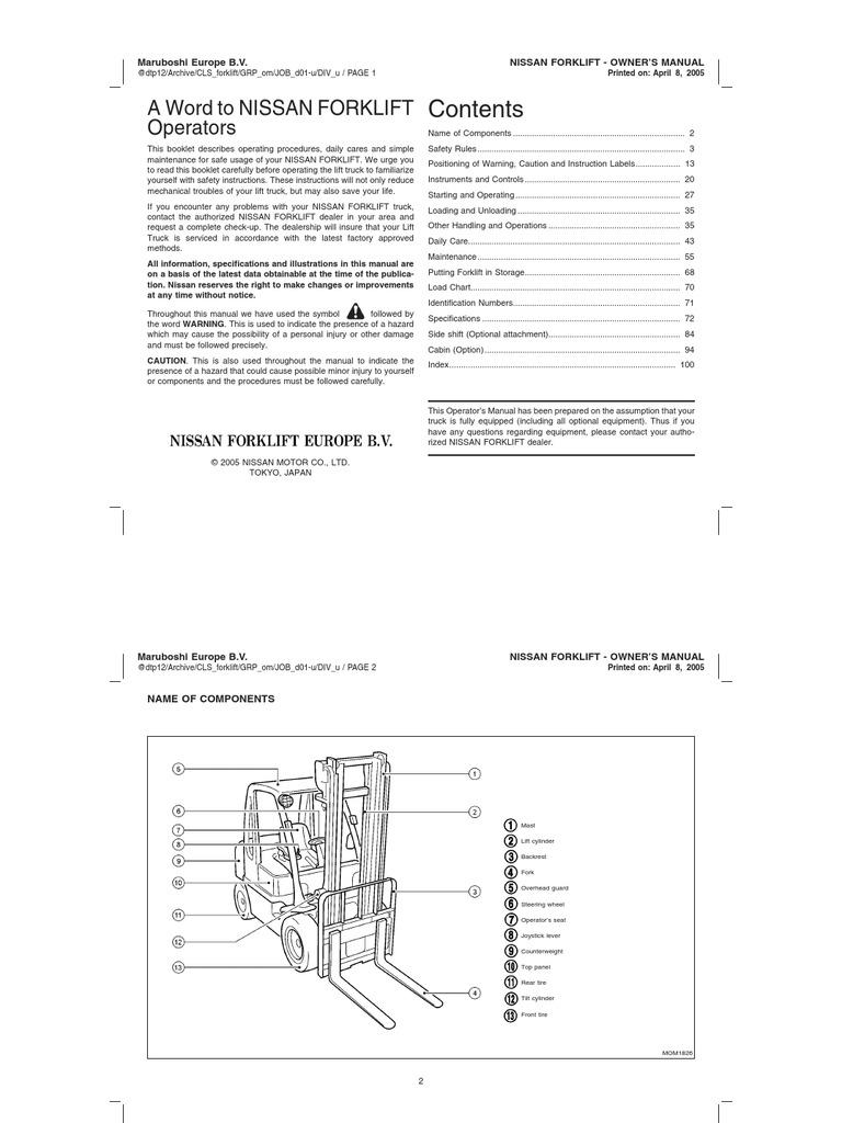 AK_3355] Komatsu Forklift Parts Diagram On Clark Forklift Wiring Diagrams  Schematic WiringPap Xaem Mohammedshrine Librar Wiring 101