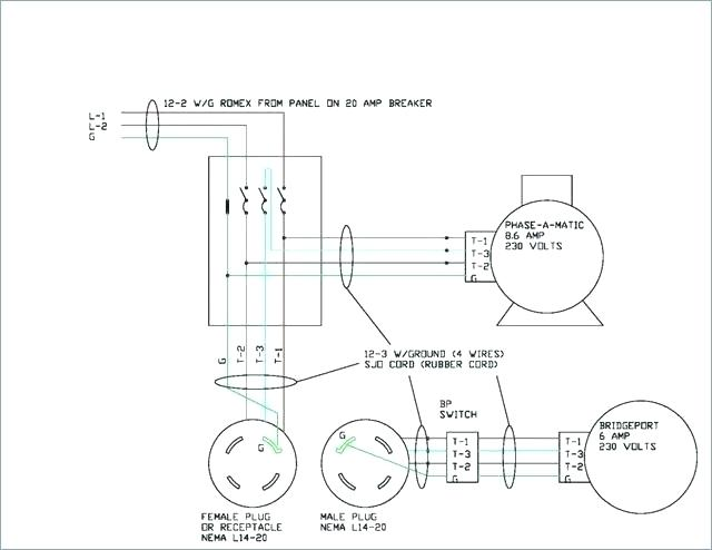 L14 30 Plug Wiring Diagram - Collection